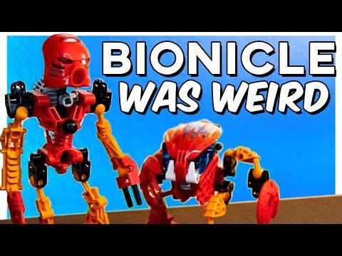 Bionicle Was Weird | Billiam