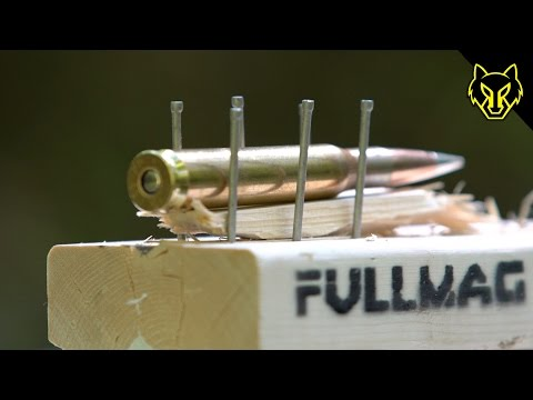 Will a Bullet Impact Set Off a .50 Cal Round?