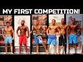 MY FIRST COMPETITION! | Swansea's Next Fitness Model Show