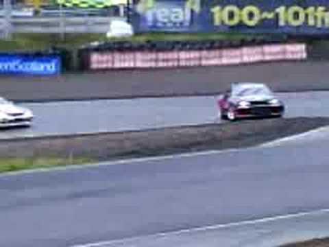 Focus Cosworth Charlie Shaw & 2 Nissans Drifting Awsome