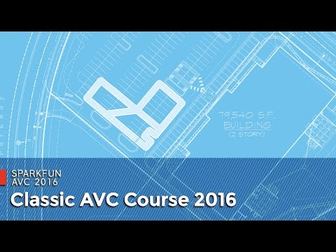 SparkFun AVC 2016 Course Preview - Ground Competition