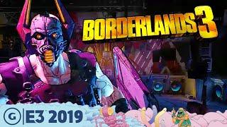 Borderlands 3's Place Among Modern Shooters   E3 2019