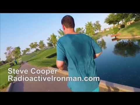 The Blue Shoe Run - Steve Cooper