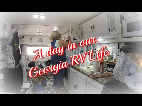 RV Life - A day in our Georgia RV Life