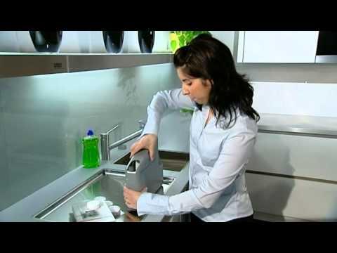 Descaling a Miele Steam Oven