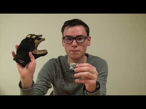 How To: Make a Magnetic Work Glove