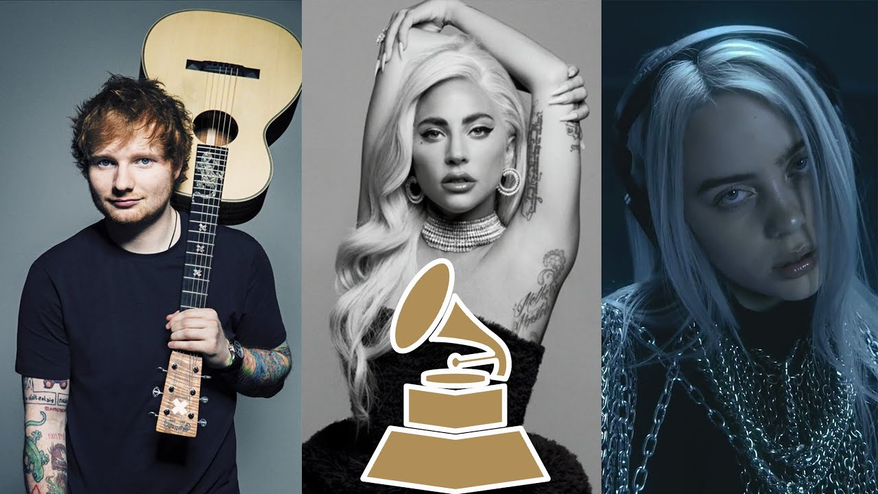Grammy song of the year winners and nominees (since 2010)
