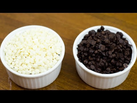 HOW TO MAKE CHOCO CHIPS l HOME MADE CHOCOLATE CHIPS RECIPE l N'Oven