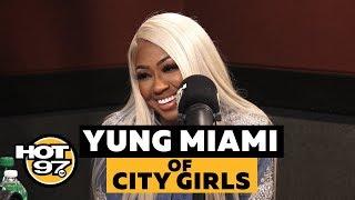 Yung Miami On JT Release, Sex Raps, Trina & Meeting Drake