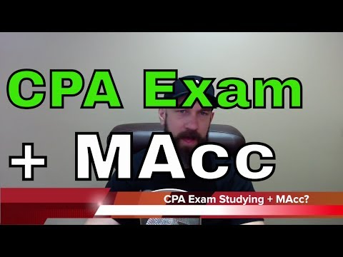 CPA Exam & Masters Degree in Accounting (MAcc)   Another71.com