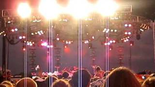 Thousand Foot Krutch at Sonshine 2010 (w/lightning)