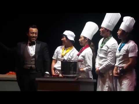 Nanta Cooking Show - Korean Festival 2015 | عرض نانتا