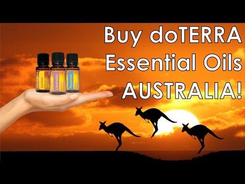 doTERRA Australia: Buy doTERRA Oils Australia