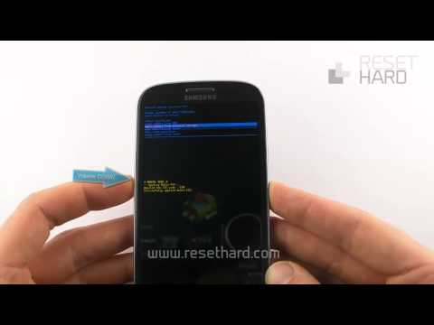 Hard Reset Samsung Galaxy S3 How-To