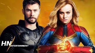 Download Captain Marvel VS Thor With Stormbreaker | Avengers: Endgame Video