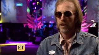 1995 Tom Petty ET Interview clip