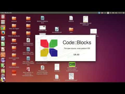 OpenCV on Code::Blocks , ubuntu 14.04