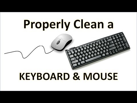 Computer Fundamentals - Keeping Your Computer Clean