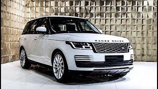 Range Rover Vogue  Supercharged SE 2018