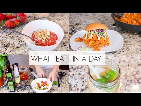 HEALTHY + DELICIOUS EASY RECIPE IDEAS | EAT WITH ME