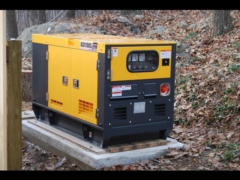 Home Generators - Super Quiet - No Smoke