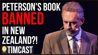 Download Jordan Peterson's Book BANNED By New Zealand Distributor??! Video