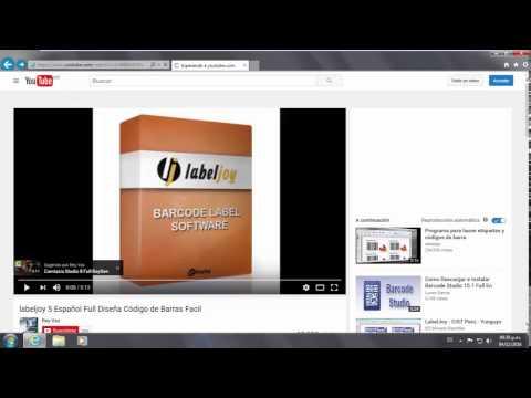 Labeljoy 5 Full  Instalacion y Activacion Tutorial Español