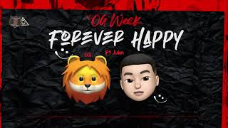 Miky Woodz feat Juhn - Forever Happy