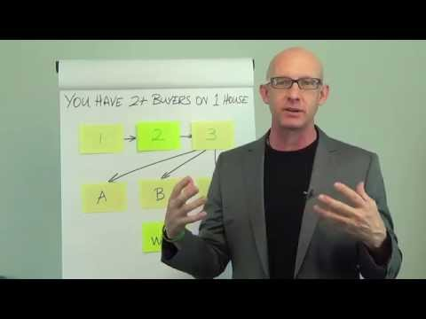 How to Represent Multiple Buyers Wanting the Same Listing - Kevin Ward @ YesMasters.com