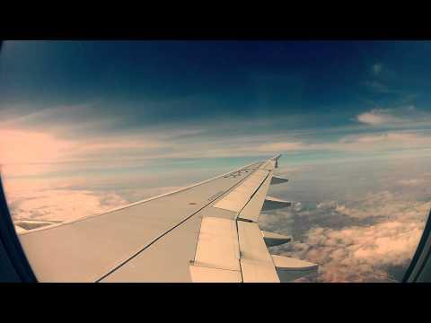 Timelapse Flight Lima to Cuzco, LAN Peru