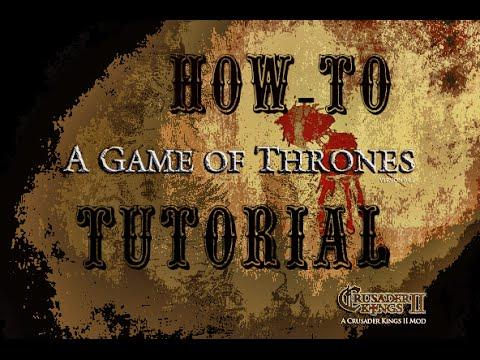 Crusader kings 2, a game of thrones tutorial: War and troops