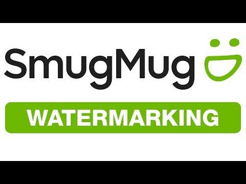 SMUGMUG - Watermarking