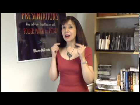 Public Speaking Cotton Mouth - May Is Better Speech and Hearing Month