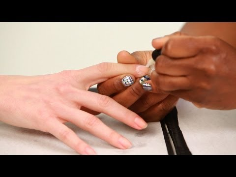 Using Cuticle Remover & Orange Stick | Manicure Tutorials