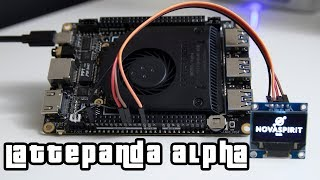 LattePanda Alpha Review