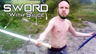 MASTER BLADER - Sword With Sauce Gameplay