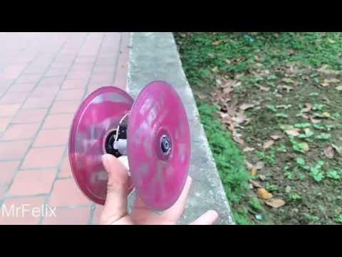 Making self-balancing vehicles from CD