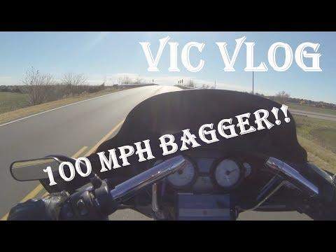Vic Vlog | 100 MPH Run | Let's Talk DIY