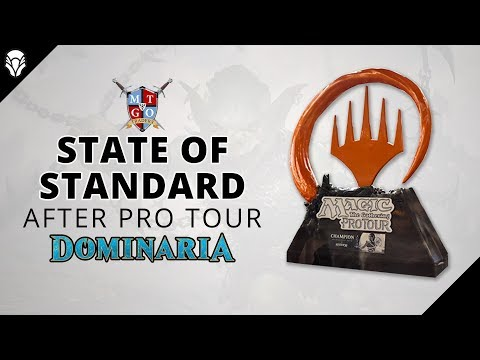 The State of Standard After Pro Tour Dominaria Rambling
