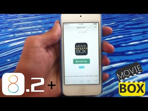 How to get MovieBox on iOS 8.2 - 8.3 without jailbreak - (iPhone/iPod/iPad)