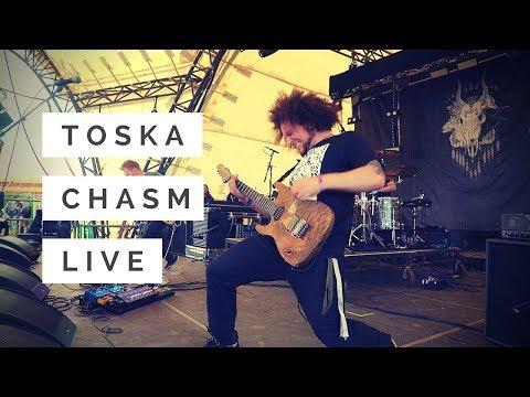 Toska   Chasm   Live at ArcTanGent Festival 2017 (Drum Cam)