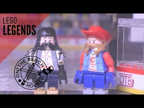 LEGO LEGENDS | ON THE BENCH