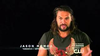 Justice League: Part 1: Aquaman Movie Featurette