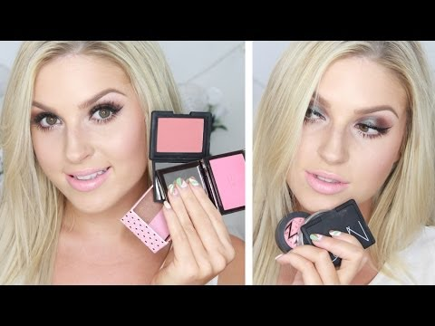 My Top 5 MUST HAVE Blushes! ♡ Shaaanxo