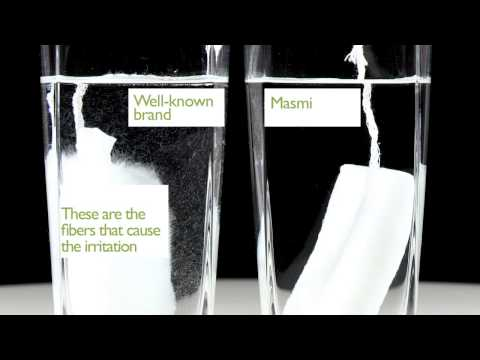 Do you know what your tampons are made of? Cotton Tampons vs Viscose Tampons