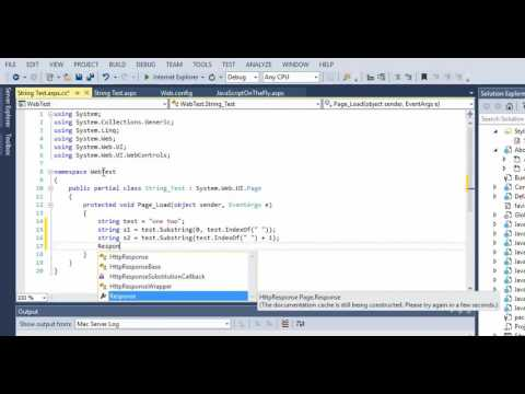 C#  - ASP NET -  String   get text before and after specified character (space)