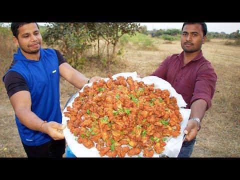 MAKE A CHICKEN RECIPE PLEASE 😍 INDIAN BEST TASTIEST CHICKEN PAKORA