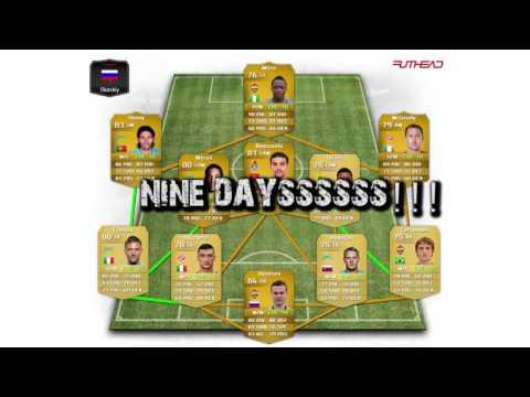 FIFA 14 | Teams! GO MAKE YOUR OWN ! | NINE DAYS!!!!