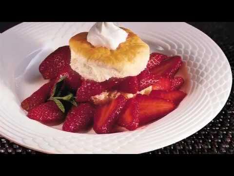 Bridgford® Foodservice Strawberry Shortcake