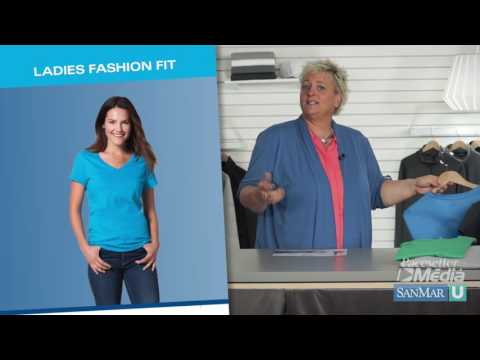Ladies T-Shirt - Finding the Perfect Fit